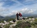 Above Spili hike